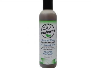 PawPurity Flea & Tick Shampoo for Dogs