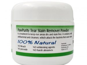 Image of PawPurity Tear Stain Remover Powder for Cats Ingredients 4 oz
