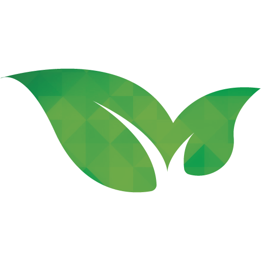 image of leaf used in PawPurity logo