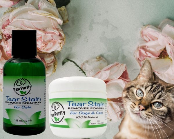 Valentine's Gift Idea for Cats to remove tear stains