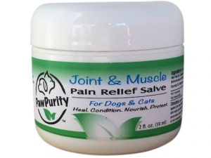 Image of PawPurity Joint & Muscle Pain Relief Salve