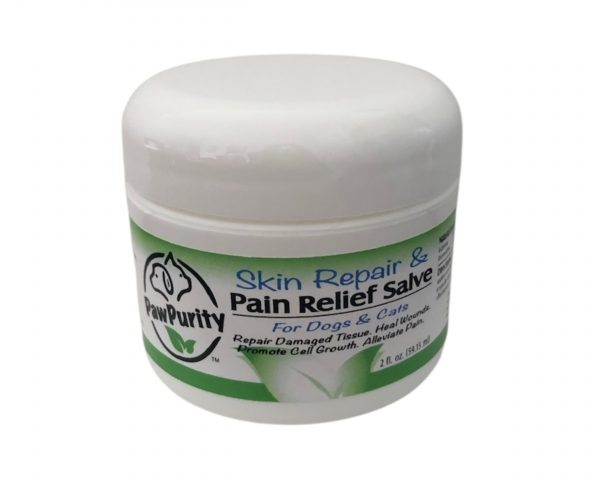 PawPurity Healing Salve is great for dogs with hot spots