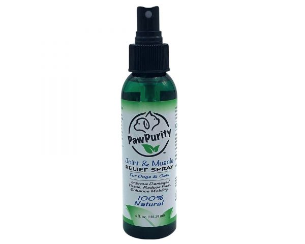 PawPurity Joint and Muscle Pain Relief Spray
